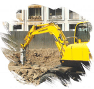 Hydraulic demolition equipment in Korea | Dowin International Corp.|DW T Series